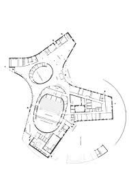 Foresta Floor Plan by White O Toyo Ito Toyo Ito And Architecture