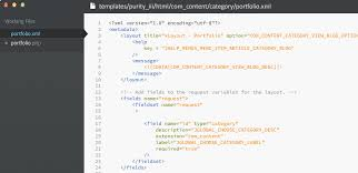 Html Layout Under | how to override joomla com content joomla templates and extensions