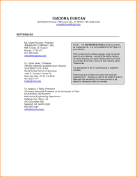 Sample Reference Resume by Resume Reference Page Template Resume For Your Job Application