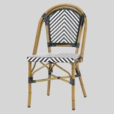 Chevron Armchair Outdoor Chairs Restaurant Cafe Hotel Commercial Hospitality
