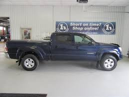 Toyota Tacoma Double Cab Long Bed Toyota Tacoma Long Bed 4 0l V6 5 Speed Automatic For Sale Used