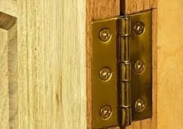 what size screws for kitchen cabinet door hinges 10 types of hinges every diyer needs to bob vila