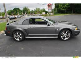 2004 ford mustang gt 2004 shadow grey metallic ford mustang gt coupe 65612211