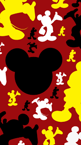wallpaper iphone mickey mouse wallpaper simplepict com