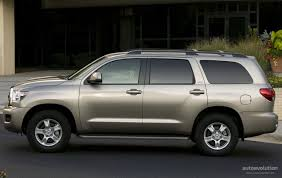 suv toyota sequoia 2007 toyota sequoia information and photos zombiedrive
