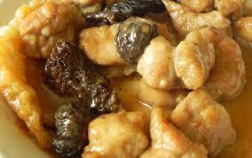 cuisiner des morilles recette ris d agneau à la crème de morilles 750g