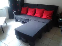 canapé d angle en palette canap d angle en palette meuble d angle pour salon salon de
