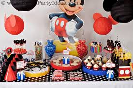 mickey mouse birthday kara s party ideas mickey mouse themed birthday party planning