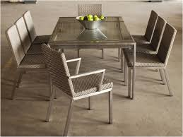 metal dining room table luxury home design 85 exciting metal