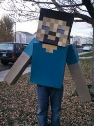 Minecraft Enderman Halloween Costume Diy Minecraft Halloween Costume Ideas Kids Halloween Costumes