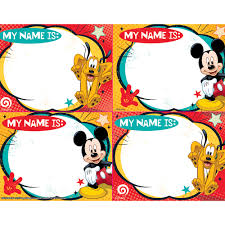 Student Desk Name Tags by Name Tags For Kids Name Tags Eureka