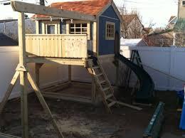 Build A Backyard Fort Fun Backyard Playhouse Plans Design And Ideas Of House