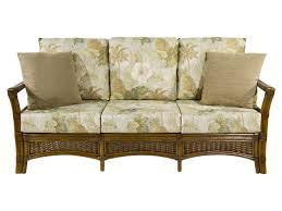sofa rattan ratana jamaica sofa with woven rattan base homeworld