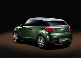 2 door compact cars detroit 11 u0027 preview mini paceman concept is basically a two door