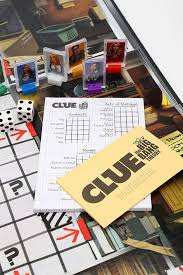the big bang theory clue board game awesome tv show and her