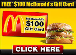 mcdonalds gift card discount get 100 mcdonald s gift card premium software tools