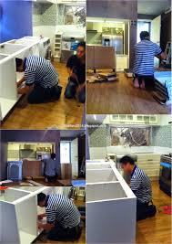 Ikea Kitchen Cabinets Installation Ikea Inspired