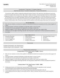 resume templates for students academic resume exles academic exle resume