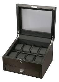 Wholesale Case Of 300 Pieces Men S Big Buck Wear - watch boxes watch cases men s watch boxes cases watchboxco com