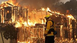 Wildfire California Video by Sanoma County Wildfires California Forest Fires Real Estate