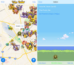 Best Map App Trouble Finding Good Pokémon With Pokémon Go Try This
