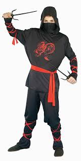 tween halloween costumes amazon com forum novelties ninja warrior teen costume toys u0026 games