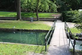 Table Rock Landing On Holiday Island by Dufferin Islands Park Niagara Falls Ontario Top Tips Before