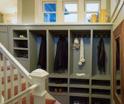 minneapolis mud room cubbies entry traditional with rolling ladder