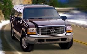 2001 ford excursion information and photos zombiedrive