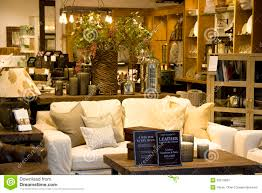 home interior shop furniture home decor store editorial photography image 32574587
