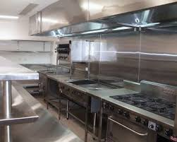 Commercial Kitchen Cabinets Stainless Steel Commercial Kitchen Design Best Kitchen Designs