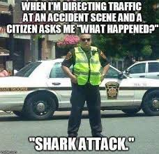 Funny Police Memes - or what you d like to say bomb will get them moving too