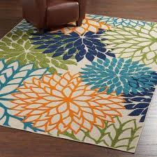 Indoor Outdoor Rug Outdoor Rugs Rugs The Home Depot