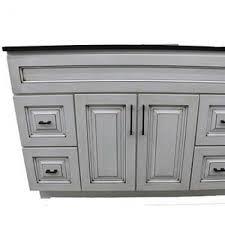 heartford glazed vanity builders surplus wholesale kitchen and