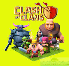 clash of clans hog rider of clans mod apk free download