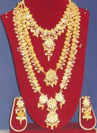 friendship types of indian wedding jewlry