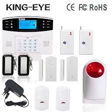 aliexpress buy 433 mhz gsm home security alarm system