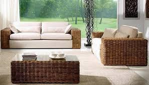 divanetto vimini il rivestimento divano
