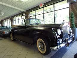drophead rolls royce buy 1962 rolls royce silver cloud ii drophead coupe st louis