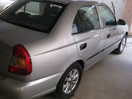 hyundai accent 2000 model accent gls 2000 model for immediate sale chandigarh india