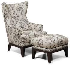 Accent Chair And Ottoman Fabulous Armchair With Ottoman Shop Houzz Simon Li Furniture Simon