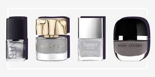 9 best gray nail polish shades in 2017 silver and grey nail polish