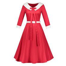online get cheap red peter pan collar dress aliexpress com