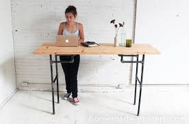 Standing Or Sitting Desk 6 Diy Standing Desks You Can Build Notsitting