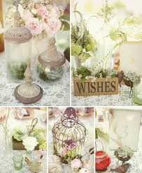 real wedding stephanie brian u0027s vintage outdoor wedding shabby