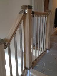 Wood Handrail Kits Floor Glamorous Handrail Kit Exciting Handrail Kit Handrails For