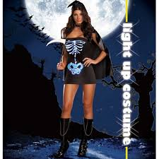 Light Up Halloween Costumes Dreamgirl Lingerie Light Up Maya Remains Halloween Costume Medium