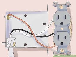 the easiest way to ground an outlet wikihow