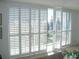 Sliding Shutters For Patio Doors Catchy Shutters Patio Door Is Here And Sliding Shutter Doors