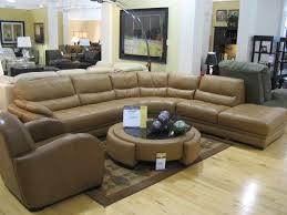 Circular Sofas Living Room Furniture Fendi Casa Black Stingray Leather Circular Sofa Chairish Image Of